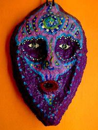 Voodoo-mask
