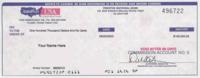 Bonus-Check