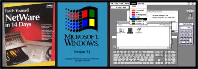Novell-Windows-Mac