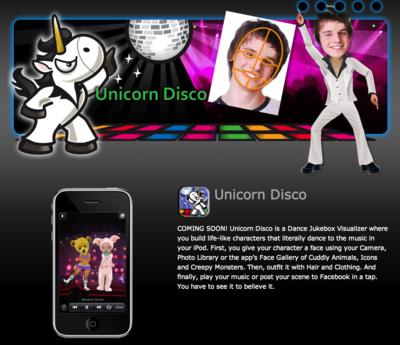 Unicorn-Disco-Web