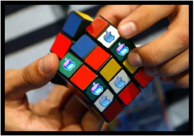 IOS-Rubiks-Cube