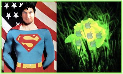 Apple-Superman-Kryptonite