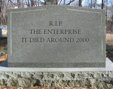 Is-the-enterprise-dead