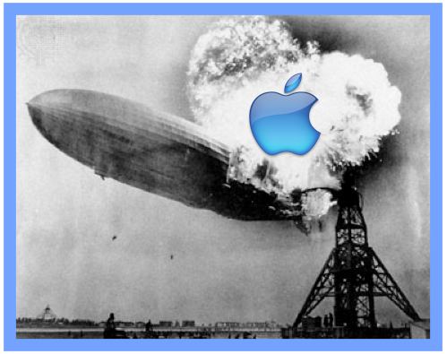 Apple-Crash-Burn