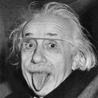 Einstein-glass