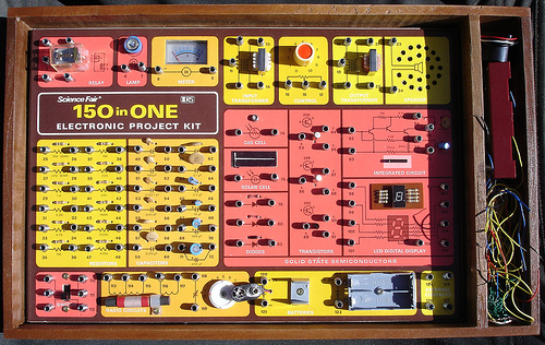 150-in-One Electronic Project Kit